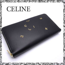 即完売の限定品♪Celine★LARGE ZIPPED MULTIFUNCTION 長財布