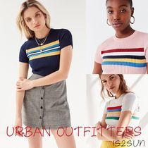 ☆日本未入荷☆ Urban Outfitters/ Lizzie Striped Sweater Tee