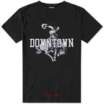 【関税送料込】OFF WHITE Downtown Cotton T-Shirt