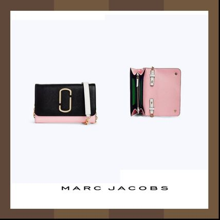【Marc Jacobs】Snapshot Chain Walletチェーン財布♪