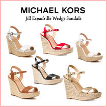 【国内発送】Jill Espadrille Wedge Sandals セール