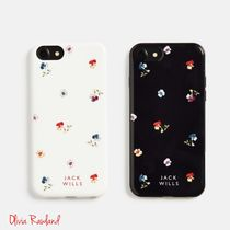 【 Jack Wills】Bigglewade フローラル iPhone ケース  6/6S/7/8