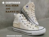 【CONVERSE】コンバース ALL STAR 100 RANRU HI  ランル