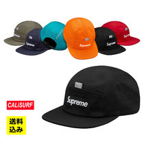【最安値】 WEEK11 SS18 SUPREME Reflective Tab Pocket CampCap