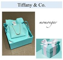 [Tiffany & Co.] 新作☆T Smile Pendant☆18kG☆Micro