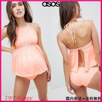 ★ASOS★ Maternity Ruched Hipster Bikini Bottom