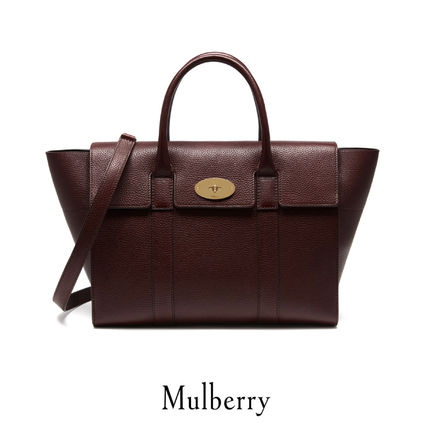 Mulberry トートバッグ 国内発送!! Mulberry(マルベリー)Bayswater