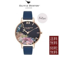 Olivia Burton ENCHANTED GARDEN WATCH【送料・関税込】