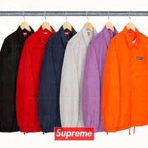 最安 Supreme SS18 Week11 Gonz Logo Coaches Jacket ステッカー