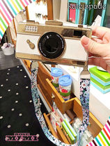 kate spade☆camera folio with daisy strap iphone x case