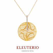 ELEUTERIO(エレウテリオ) ネックレス・ペンダント 【エレウテリオELEUTERIO】送料/関税/消費税込み! DecoNecklace