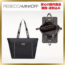Rebecca Minkoff(レベッカミンコフ) マザーズバッグ 人気★Rebecca Minkoff★Baby Tote With Tape Strap 関税送料込