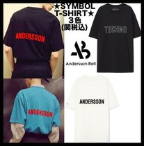 ANDERSSON BELL(アンダースンベル) Tシャツ・カットソー  関税込★ANDERSSON BELL★Unisex 18SS シンボルTシャツ 3色