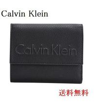Calvin Klein EDGE MEDIUM TRIFOLD 三つ折財布
