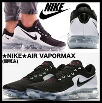 Nike(ナイキ) スニーカー  ★イベント/関税込★AIR VAPORMAX BLACK METALLIC SILVER WHITE