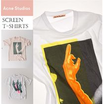 Acne Special edition unisex Tee 限定版ユニセックスTシャツ3種