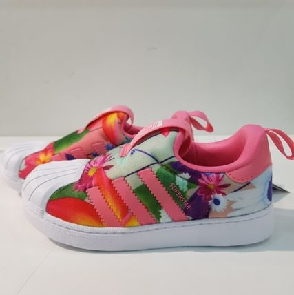 adidas キッズスニーカー ADIDAS KIDS ORIGINALS☆Superstar 360(17‐21cm) CQ2550