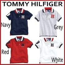 【Tommy Hilfiger】大人もOK★大人気トミーロゴポロシャツ