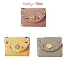 See by Chloe(シーバイクロエ) KRISS 3つ折り mini wallet