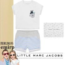 18SS☆LittleMarcJacobs★トップス×ショートパンツギフトセット