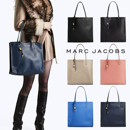 MARC JACOBS * The Grind Shopper Tote Bag
