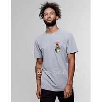 【2018SS】CAYLER&SONS WL HYPED GARFIELD Tシャツ グレー