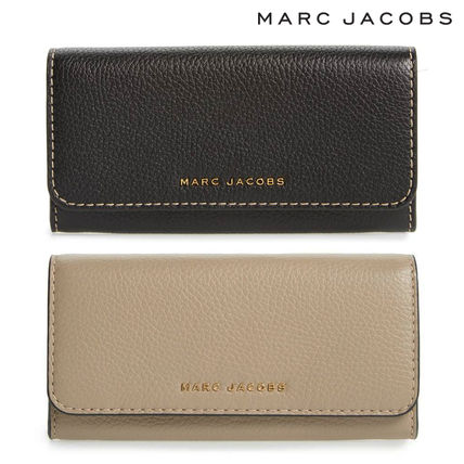 MARC JACOBS * Leather Continental Wallet