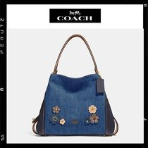 日本限定【Coach】Edie Shoulder Bag 31 With Tea Rose 28897