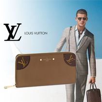 Louis Vuitton(ルイヴィトン) ジッピー・ヴェニス ブラウン