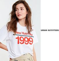 New York 1999 Crew-Neck Tシャツ