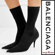 【国内発送】Balenciaga ブーツ Knife spandex sock boots