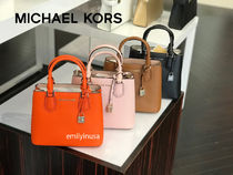 追跡有 Michael Kors☆ADELE MD MESSENGER 2WAYバッグ