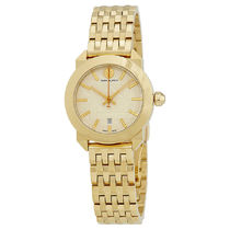 ★SALE☆TORY BURCH Whitney White Dial Gold-Tone Watch