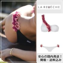 人気【LA REVECHE】ADELE ONE SHOULDER BIKINI・2色/関税送料込