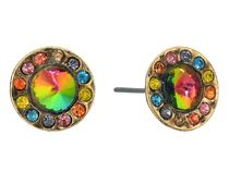 Steve Madden★Casted Circle Post Earrings▽送料関税込