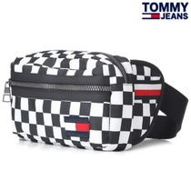 Tommy Hilfiger★POLY チェッカー ボディーバック TJMS1AAE71A0