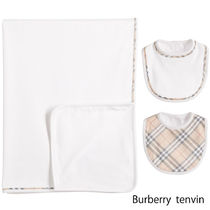 BURBERRY★BABY★ギフトセット★スタイ2枚&ブランケット