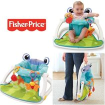 Fisher Price(フィッシャープライス) ベビーチェア 【追跡有、送料無料】Fisher Price ベビーチェア フロアー用☆