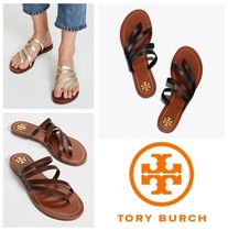 【TORY BURCH】Patos Flat Sandals