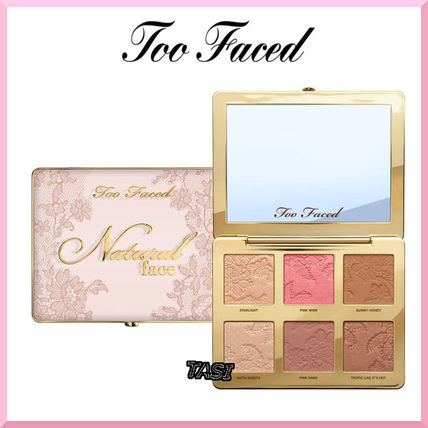 Too Faced★6色入り♪ Natural フェイスパレット★送料込