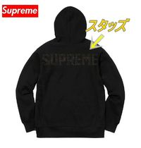 ★Supreme★Studded Hooded Sweatshirt  18SS  WEEK 6