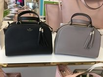 【kate spade 】新色☆タッセル付き atwood place bayley 2way☆