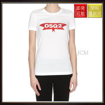 D SQUARED2(ディースクエアード) Tシャツ・カットソー 【ディースクエアード】Logo T Shirt OneColor