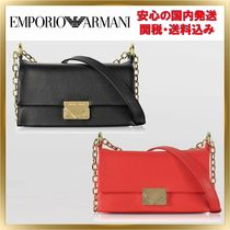 ◇EMPORIO ARMANI◇Grainy Small Shoulder Bag 【関税送料込】