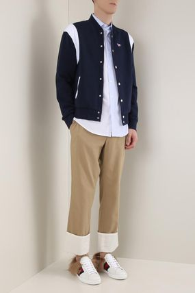 LOEWE パンツ 【ロエベ】Chino Pants With Turn Up Hem OneColor(2)