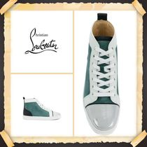 Christian Louboutin《COACHELITO HIGH-TOP SNEAKERS》送料込み