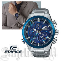 ★逆輸入モデル★CASIO EDIFICE TIME TRAVELLER  EQB501DB-2A