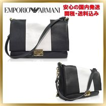 ◇EMPORIO ARMANI◇Color Block Shoulder Bag 【関税送料込】