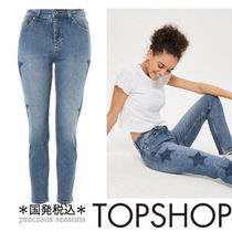 ☆【TOPSHOP】スターモチーフハイライズジーンズbyTommy Jeans☆