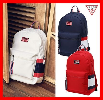 Guess バックパック・リュック 2018SS☆人気【Guess】☆ ORIGINALS BACKPACK ☆3色☆